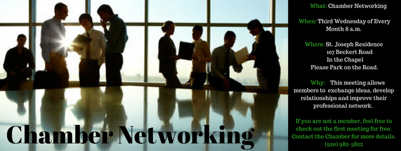 Chamber Networking