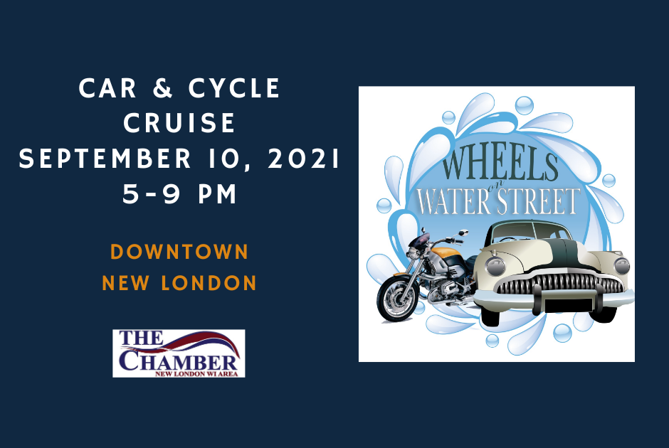 2021 Wheels on Water Street New London Area Chamber of Commerce