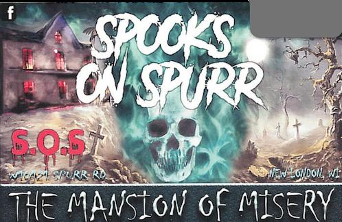 Spooks on Spurr