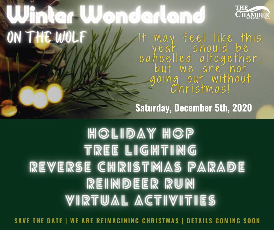 Winter Wonderland on the Wolf