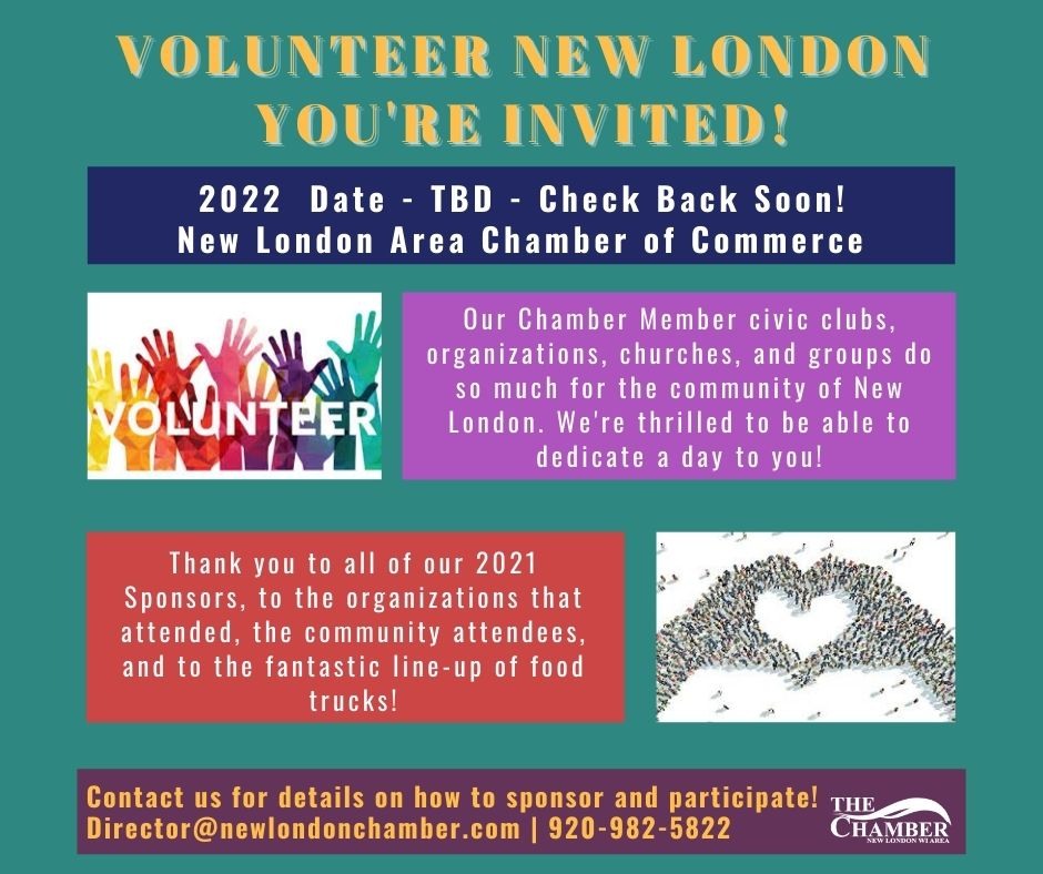 Volunteer New London
