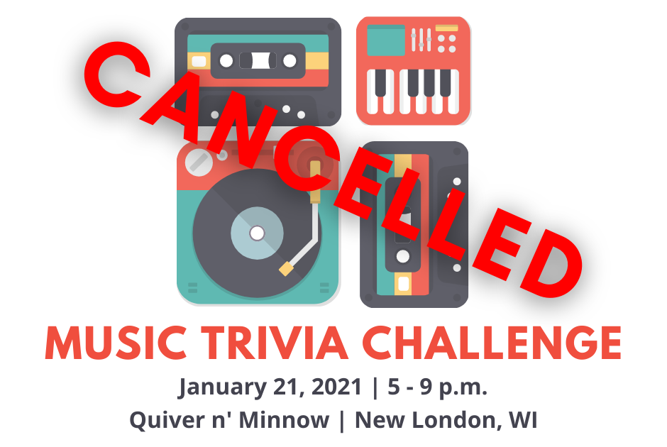CANCELLED - Music Trivia Challenge